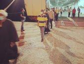 """النقل: وصول 348 راكبا مصريا على الخط الملاحى """"العقبة - نويبع"""" عائدين من الأردن"""