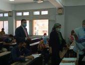 عميد آداب بنها : توفير أطباء ولجان خاصة بالعزل احتياطيا خلال الامتحانات