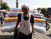مجلس الوزراء يستجيب لحالة عم عاطف ويجرى له جراحة بعد حواره مع اليوم السابع