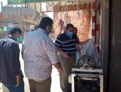 محافظ كفر الشيخ: حملات مكبرة للتفتيش على المحلات والمخابز والأسواق العامة