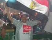 """صورتك فى ثورة يونيو.. """"حسن"""" من القناطر الخيرية يشارك بصورتة من ميدان التحرير"""