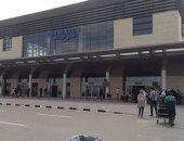 ضبط أقراص مخدرة مع راكب قادم من إيطاليا بمطار برج العرب