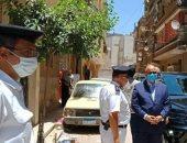 محافظ القاهرة يقود حملة إزالة بالوايلى.. ويؤكد: ضربات استباقية لمافيا البناء المخالف