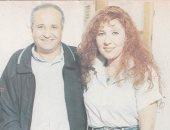 نادية الجندى تحتفل بعيد ميلاد وحيد حامد: تعاونا في عملين كبار