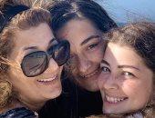 ليلى زاهر تحتفل بعيد ميلاد والدتها: أغلى حاجة فى حياتى