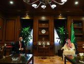 السعودية: وزير الدولة للشؤون الخارجية يلتقى السفير السويسرى