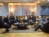 وزير الشباب والرياضة يجتمع برؤساء الأندية لمناقشة عودة الدورى