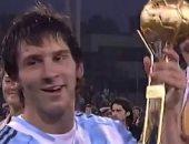 الفيفا يحيى الذكرى الـ15 لتتويج الأرجنتين تحت 20 عاما بكأس العالم بقيادة ميسى