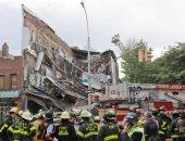 استمرار جهود الإنقاذ بالهند بعد مصرع 35 شخصا فى انهيار مبنى