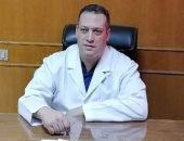 مدير مستشفى ديرب نجم يتلقى العلاج بعزل فاقوس بعد إصابته بكورونا