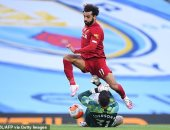 """ليفربول ضد أستون فيلا.. محمد صلاح يصنع هدف الريدز الثاني """"فيديو"""""""
