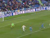 ريال مدريد يسترجع ذكرى هدف مودريتش فى شباك خيتافى قبل لقاء الدور الثانى اليوم