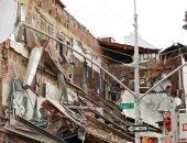 ارتفاع حصيلة انهيار مبنى فى مومباى الهندية لـ10 ضحايا على الأقل