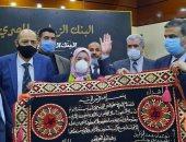 اتحاد العمال: عمال مصر يعيشون عصرهم الذهبى برعاية القيادة السياسية