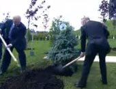 زعيم روسيا البيضاء يتطلع لبوتين لمساعدته فى البقاء فى السلطة