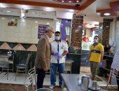 محافظ القليوبية يتفقد عددا من المطاعم ويشدد على عدم التزاحم
