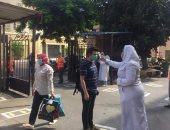 """""""علوم الإسكندرية"""" تعقد إختبارات السنة النهائية للطلاب وسط إجراءات إحترازية مشددة"""