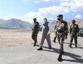زيارة مفاجئة لرئيس وزراء الهند لمنطقة لاداخ وسط مواجهة حدودية مع الصين.. صور