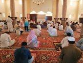 صور..مساجد السعودية تلتزم بالإجراءات الاحترازية أثناء صلاة الجمعة