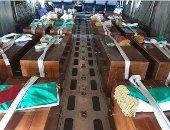 الجزائريون يحتفلون بعيد الاستقلال بالتزامن مع دفن رفاة شهداء المقاومة