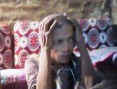 قصة هزت قلوب المصريين .. أخ يحبس شقيقته 22 عاما في المنيا.. فيديو