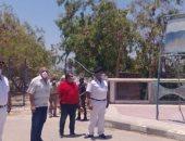 محافظة جنوب سيناء تعلن استرداد عددا من أملاك الدولة بمدينة رأس سدر