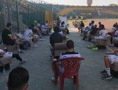 الطلائع يرهن إلغاء معسكر برج العرب بنتيجة مسحة كورونا بعد واقعة الغزال