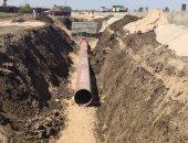 رئيس مدينة القرنة بالأقصر يتفقد أعمال خدمة المناطق المحرومة من مياه الشرب