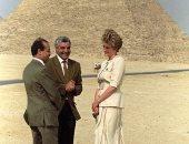 زاهى حواس بذكرى ميلاد أميرة ويلز الراحلة:زيارة الأميرة ديانا لمصر الأقرب لقلبى