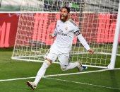بعد هدفه فى بلباو.. راموس يتخطى رونالدينيو تهديفيًا بالدوري الإسباني