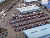الصين تعدم 15 ألف طن من الخضراوات والفواكه خوفا من نقلها لكورونا