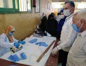 تعليم شمال سيناء يواصل إنتاج أول دفعة من الكمامات الطبية