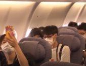"""رحلات طيران """"بالمحاكاة"""" لتوعية المسافرين بإجراءات تجنب كورونا"""