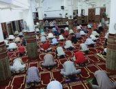الأوقاف: المصلون التزموا بالضوابط في الأسبوع الثانى لفتح المساجد.. صور