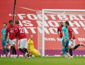 أرقام قياسية من خماسية مان يونايتد ضد بورنموث فى الدوري الإنجليزي