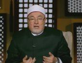 خالد الجندى: يجوز طلب المدد من الحى وليس الميت.. فيديو