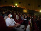 مسرح فى عاصمة تايلاند يقدم أخر عروضه قبل تنفيذ قرار الإغلاق بسبب فيروس كورونا