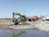 حماية النيل بالأقصر تنفذ 11 قرار إزالة لمبانٍ وأسوار