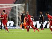 بايرن ميونخ يتفوق على ليفركوزن 2-0 فى الشوط الأول لنهائى كأس ألمانيا