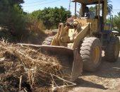إزالة 66 طن مخلفات وتراكمات فى مدن القرنة والزينية