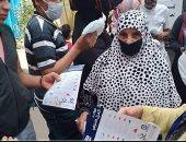 تنسيقية شباب الأحزاب تشارك فى توزيع مستلزمات طبية بقرى الإسكندرية