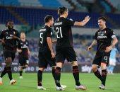 ميلان يقدم هدية ليوفنتوس باسقاط لاتسيو بثلاثية فى الدوري الإيطالي.. فيديو
