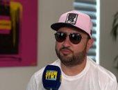 """النجم العالمى سوبر ساكو يكشف كواليس تعاونه مع محمد رمضان فى أغنية """"تيك توك"""""""