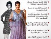 إنفو جراف.. وداعا الملكة رجاء الجداوى.. أهم مراحل مشوار الفنانة الراحلة