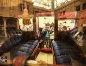 وزير السياحة: متحف المركبات الملكية سيكون عنصر جذب سياحى للاجانب والمصريين