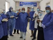 صحة الشرقية: شفاء ثاني حالة مصابة بكورونا باستخدام بلازما الدم للمتعافين