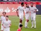 ترتيب الدوري الإسباني.. الريال يحافظ على فارق الـ4 نقاط مع برشلونة