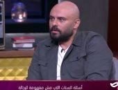 أحمد صلاح حسنى: أشعر دائما بالوسواس والقلق على أهل بيتى