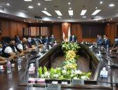 وزير الرياضة يلتقي مع الاتحاد المصري للدراجات النارية