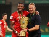 دیفید ألابا يتوج بجائزة أفضل لاعب فى النمسا 2020